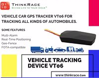 Cheap vehicle gps tracker vt06 take the right turn to secure your vehicle