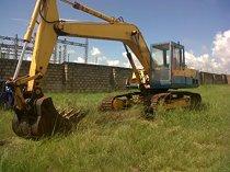 Komatsu PC210-3 20 ton excavator