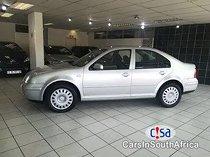 Volkswagen Jetta 1.6 Manual 2005