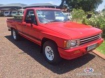 Toyota Hilux 0733137256 Manual 1998