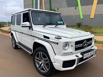 2013 mercedes-benz g-class ///amg g wagon agent maintained for sale in kwazulu natal
