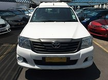 Toyota hilux 2015, manual, 2.5 litres