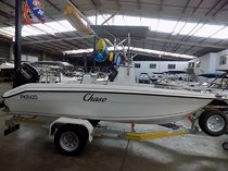 New Gamefish 170 on trailer wet deck various motor options single or dual installation