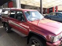 Toyota hilux 1997, manual, 2.4 litres