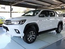 Toyota hilux 2018, manual, 2.6 litres