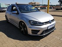 Volkswagen golf 7 r 2.0 tsi for sale in north west