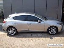 Mazda 323 Automatic 2015