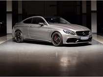Mercedes-benz c class c63 amg s coupe for sale in western cape