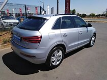 2015 audi q3 1.4 tfsi s s tronic, silver with 161000km available now!