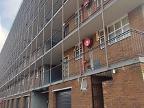 2 bed flat in kwaggasrand