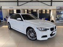 2014 bmw 320i m sport line steptronic, white with 77442km available now!