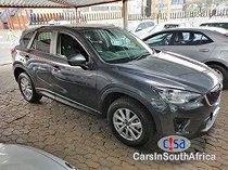 Mazda cx-5 2.0 automatic 2014