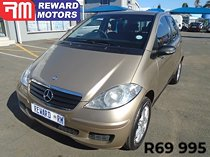2007 mercedes-benz a 170 classic for sale!
