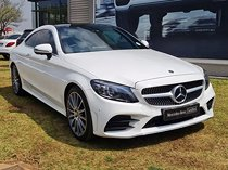 2021 mercedes-benz c 220d coupe 9g-tronic for sale!