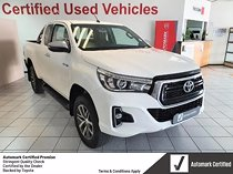 Toyota hilux 2.8 gd-6 rb raider extra cab for sale in gauteng