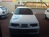 Ford sierra 1986, manual, 3 litres