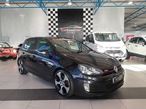2012 volkswagen golf vi 2.0 tsi gti, black with 164000km available now!