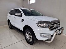 2019 ford territory / everest 2.2 xlt auto