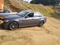 Bmw e90 330d steptronic for sale or swop