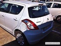 Suzuki Swift Manual 2013