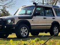 Land rover - discovery 2 - 2002 model