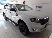 Ford ranger 2.5 td xlt 4x4 double cab for sale in gauteng