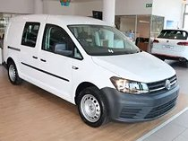 Volkswagen Caddy 2018, Automatic, 2 litres