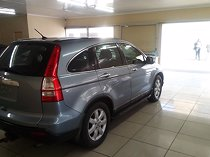 2010 honda cr-v 2.0 i-vtec 4x2 comfort, grey with 96000km available now!
