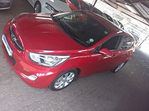 2016 hyundai accent 1.6 glide at for sale!