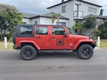 Jeep wrangler 2.8 crd unlimited sahara auto for sale in gauteng