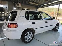 Toyota Tazz 1.6 Manual 2007
