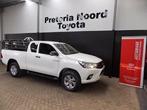 Toyota hilux 2.4 gd-6 raised body srx extra cab for sale in gauteng