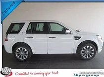Land Rover Freelander Automatic 2014