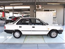 1992 toyota 1.3l only 190559km fsh, white with 190559km available now!