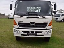 2015 hino 500 wide cab 1627 4x4 slwb truck