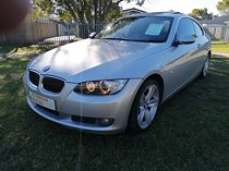 2009 bmw 3 series 325i coupe auto for sale