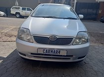 2004 toyota runx 140 rs, silver with 86000km available now!