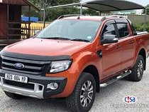 Ford Ranger 2.2 Double Cab Automatic 2017
