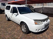 2011 ford bantam 1.3i, white with 236000km available now!