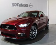 2016 ford mustang 5.0 gt fastback