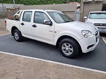 2012 gwm steed 2.2mpi double cab lux for sale