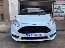 2013 ford fiesta 2.0i st 3-dr