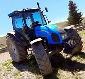 Landini (fvy 447 ec) - powerfarm 105 tractor