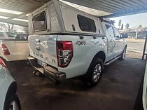 Ford ranger 3.2tdci xlt 4x4 auto double cab for sale in gauteng