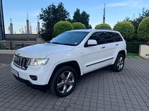 2012 jeep grand cherokee 3.6 overland at one owner every extra like brand new quick finance