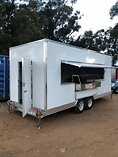 Food / coffee trailers from r49 000