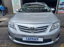 2012 toyota corolla 1.6 professional, silver with 90000km available now!