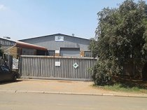 Industrial property to rent in alrode