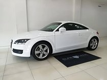 2008 audi tt 2.0 tfsi coupe, white with 14000km available now!