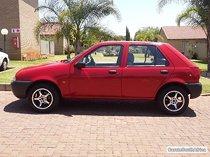 Ford Fiesta Manual 1997